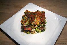 EGOSHE.dk - En madblog med South Beach opskrifter og andet godt...: Nem lakselasagne