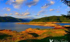 Vidra Lake is a storage reservoir, located #Vâlcea County; #Romania
