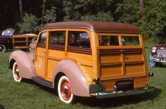 1941 Willys woodie wagon