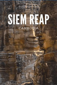 Siem Reap, the gate to the temples of Angkor, is one of the best places to visit in South East Asia. What to do in Siem Reap, Cambodia? Check this Siem Reap travel guide for best things to do in Siem Reap and other travel tips. Cambodia Travel, Vietnam Travel, Asia Travel, Travel Usa, Best Places To Travel, Cool Places To Visit, Travel Guides, Travel Tips, Singapore Travel