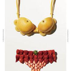 ワコールが展開する「アンフィ フルフル」、秋の果物をイメージした新作ランジェリー発売の写真3
