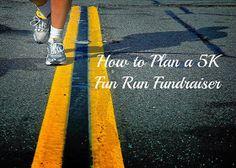 Flamingos and Fun: How to plan a 5K Fun Run Fundraiser