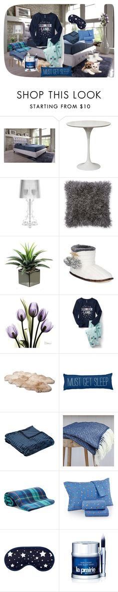 Untitled #136 by marlaj-50 on Polyvore featuring Catherine & Jean, PJ Couture, La Prairie, Baxton Studio, UGG Australia, Martha Stewart and Old Navy
