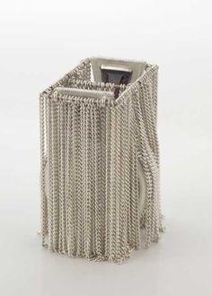 chandelier rings by HESTER VONK NOORDEGRAAF-NL