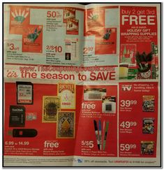 Walgreens Black Friday 2017 Ad Scan, Deals and Sales Walgreens 2017 Black Friday ad is here! Starting on Thanksgiving, stores will open at their usual time for the sale, which will run through Black Frid. Walgreens Photo Coupon, Walgreens Coupons, Black Friday 2017 Ads, Digital Coupons, Gift Wrapping Supplies, Deal Sale, Coupon Codes, Vitamins, Thanksgiving