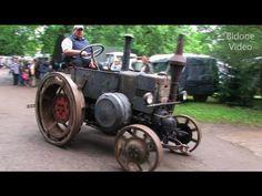 Traktoren in Action 3/3 von Lanz Bulldog, Deutz & Co. - Vintage Tractor