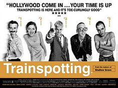Title: Trainspotting. Director: Danny Boyle. Year: 1996.