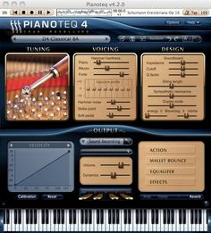 Pianoteq 4 (with add-on) review and video with Simone Salvatore & Nico Pistolesi.  Pianoteq 4 best virtual piano ever made!  http://www.homestudiorecording.it/2012/12/11/pianoteq-4-recensione-video/
