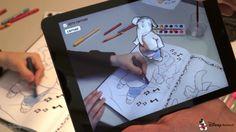 Disney entwickelt 3D-Malbuch mit Augmented Reality | Mac & i