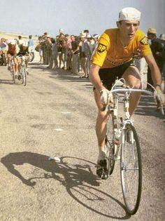 Tour de France 1967. 18-07-1967, 17^Tappa. Luchon - Pau. Col du Tourmalet. Roger Pingeon (1940)