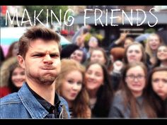 Jim Chapman, British Youtubers, With All My Heart, Glasgow, Friends, Face, People, Amigos, The Face