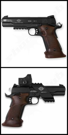 GSG 1911 AD-OPS Special Edition im Kal. .22Lfb