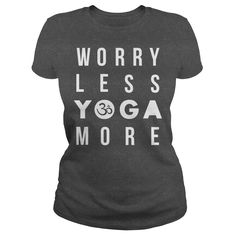 Check out all yoga shirts by clicking the image, have fun :) #YogaShirts #Yoga #Yogi