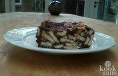 Wie kent de ouderwetse arretjescake nog? Met DIT recept maak je hem heel gemakkelijk zelf!