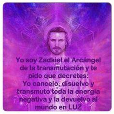 Arcángel Zadquiel - ENERGÍA EN MOVIMIENTO