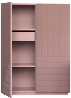 A cabinet by Lilja Lowenhiel Design for a Kvadrat exhibition in Stockholm