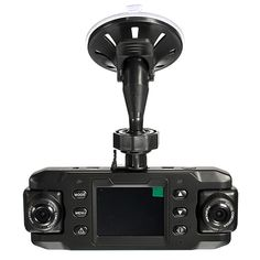 X8000C Car DVR Camera Video Recorder Dual Lens GPS G-Sensor