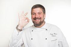 L'intervista a Chef Sergio Maria Teutonico!!!