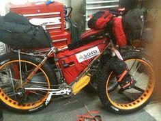 Alaska Style travel bike :-)