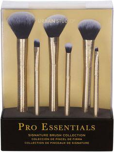 GOLD Brush Sets, Gold, Brush Pen, Yellow