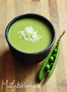 Bezelye Çorbası – Mutfak Sırları –  Pratik Yemek Tarifleri