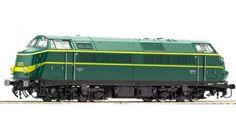 Roco - 62897 - Train miniatures - Model Trains Locomotive -  Echelle HO