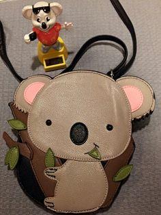 Koalaette's Koala Purse