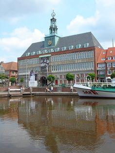 City Hall, Emden, Germany