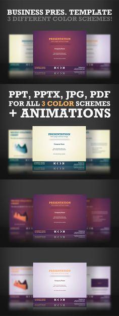 presentation magazine: 813 free powerpoint templates and themes, Presentation templates