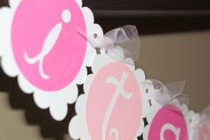 It's a Girl bannertotally customizableFREE by sweetshoppepaperie, $20.00
