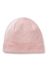 <p>The Sly Knitted Beanie is a fitted seasonal accessory in slightly shiny soft cotton knit.<br /></p>