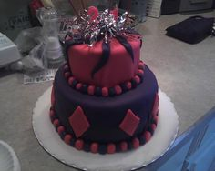 Anna's birthday cake :)