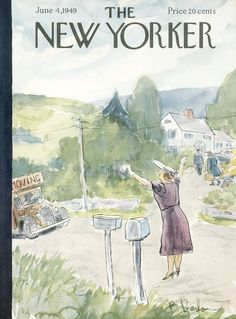 The New Yorker 1949 - Perry Barlow