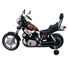 Best Ride On Cars Chopper 12v Motorcycle Battery Kids Toys
