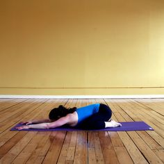 Stuffed From Too Much Stuffing? Yoga to Ease Digestion