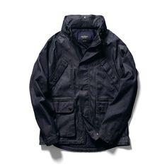 いいね!86件、コメント1件 ― @narifuri_japanのInstagramアカウント: 「【narifuri '17SS Collection】 NF1004 : Dry denim urban field jacket. Available now at narifuri Ebisu…」