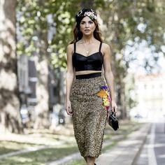 Tendenze moda: il reggiseno ora si indossa in bella mostra