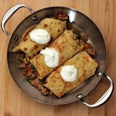 Cookistry: Turkey Crepes for World Diabetes Day #WDD