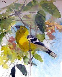 Inspiring Image: Painting by Lars Jonsson (Sweden) Website:http://www.larsjonsson.se Read more on my blog!