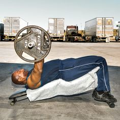 How Truckers Stay Healthy | Men's Health http://www.menshealth.com/fitness/on-the-road-fitness