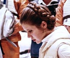 Han And Leia, The Empire Strikes Back, Anakin Skywalker, Carrie Fisher, Princess Leia, Carry On, Science Fiction, Behind The Scenes, Star Wars