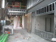 NorthBay Healthcare, Green Valley Health Plaza, Construction Progress, December 6, 2013