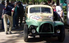 """El 56""- Coupe Chevrolet 1937 de Carlitos Pairetti."