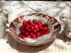 Greek Easter, Serving Bowls, Tableware, Holiday, Dinnerware, Vacations, Tablewares, Holidays, Dishes