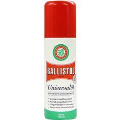 BALLISTOL Spray:   Packungsinhalt: 100 ml Spray PZN: 03682951 Hersteller: Hager Pharma GmbH Preis: 3,87 EUR inkl. 19 % MwSt. zzgl.…