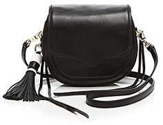 """Pin for Later: Alle coolen Taschen haben in diesem Herbst diese Form  Rebecca Minkoff Schultertasche """"Mini Sydney"""" (216 €)"""