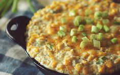 Cheesy Corn Dip | Dashing Dish