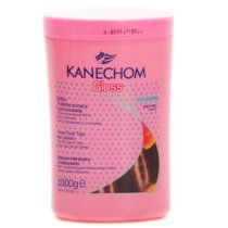 Brazilian Hair Treatment Kanechom Gloss Conditioning Hydrating Mask 1000g: Kanechom Gloss Conditioning Hydrating Mask promotes deep conditioning and shine evenly with tri-dimensional results.Also controls frizz. DIRECTIONS: after wash apply Gloss massaging gently for 2 minutes.Rinse well. For deep treatment wrap hair with a warm towel or plastic cap for 30 minutes.Rinse.