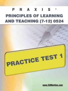 Praxis Principles of Learning and Teaching