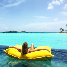 WHO Takes me to this wonderful Place??  Cheval Blanc Randheli #Maldives